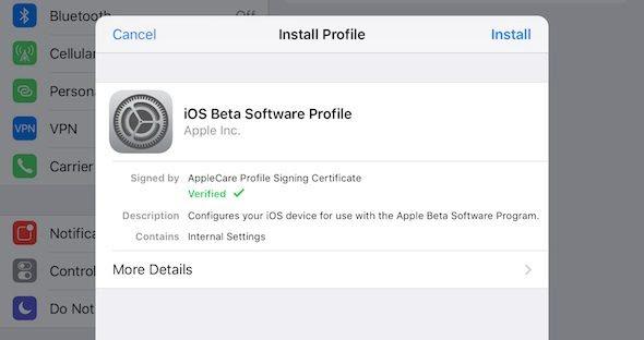 كيف تحمل iOS 10 النسخة التجريبية وتعرف على عيوبها والهواتف التي ستتوصل بهذا التحديث؟