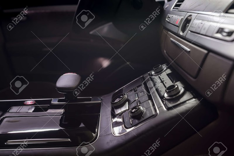 Car Interior Background