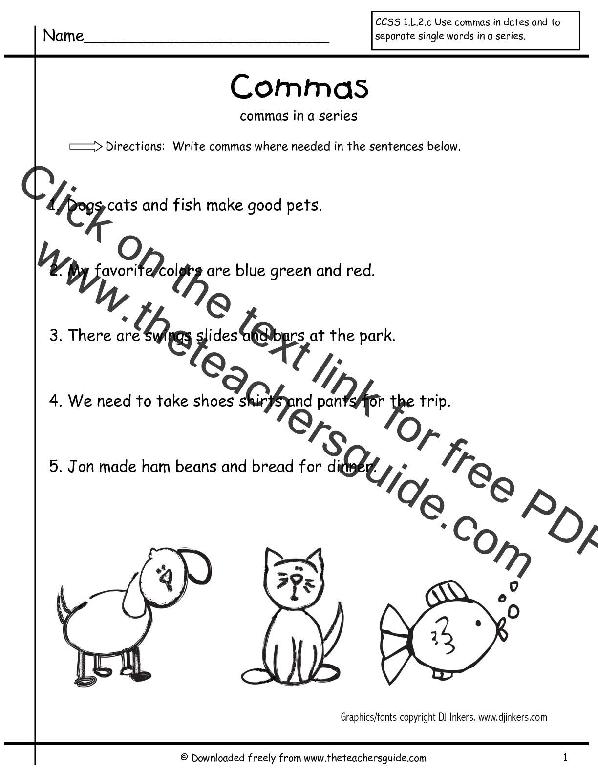 Wonders First Grade Unit Three Week E Printouts