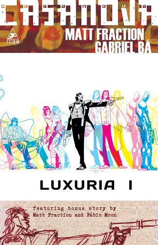 CASANOVA: Luxuria I