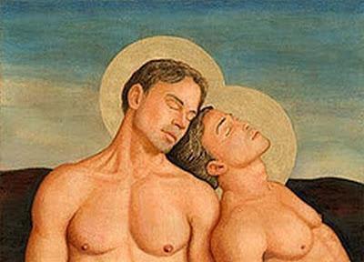 Sergio y Baco, la leyenda de la 'adelphopoiesis' o matrimonio homosexual cristiano medieval