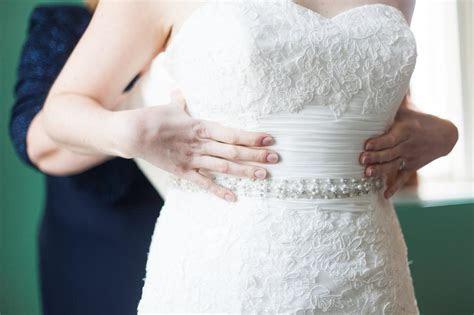 Enzoani Dabra Blue Wedding Dress   Tradesy