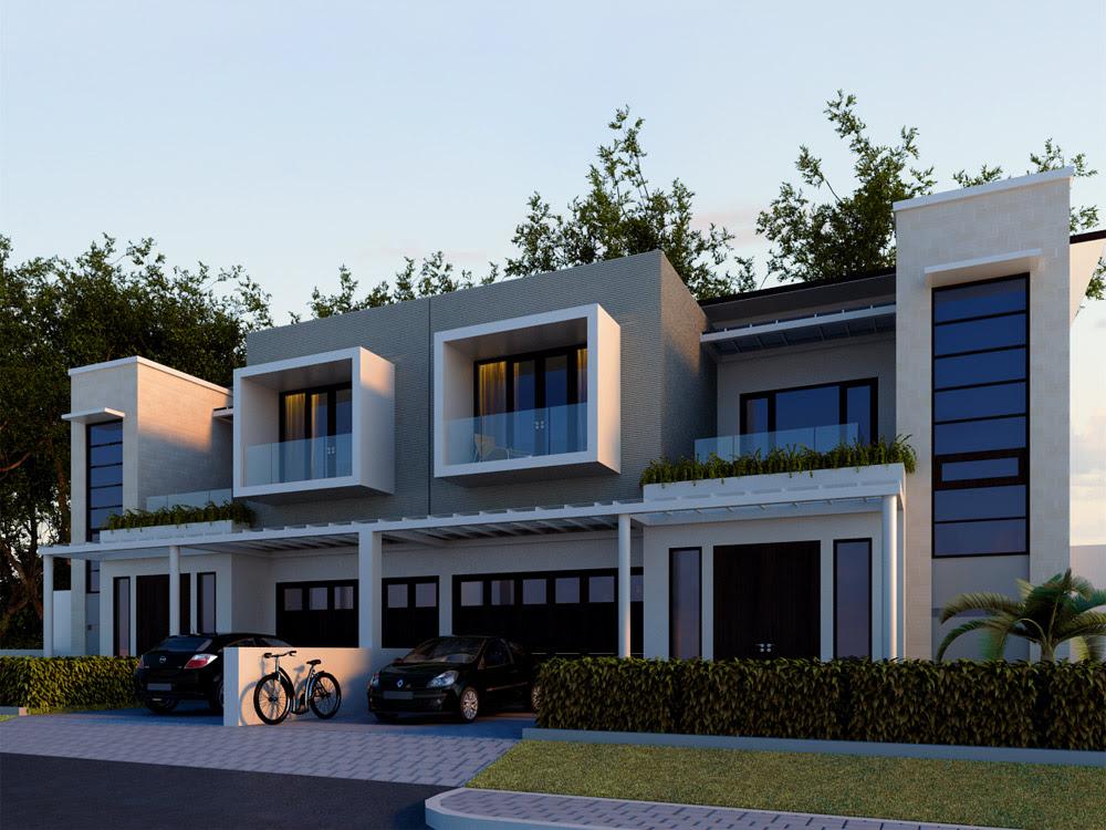 Modern House in Sumatra by NyomanWinaya on DeviantArt