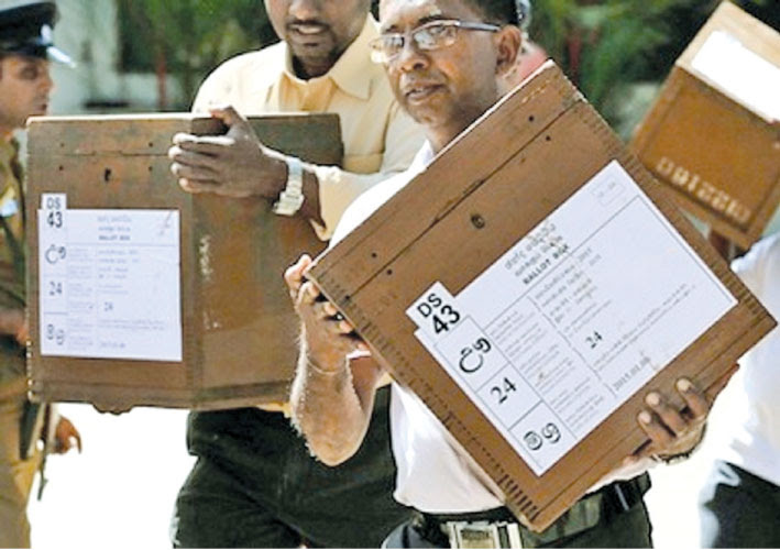 Commission issues guidelines for polls result broadcasts