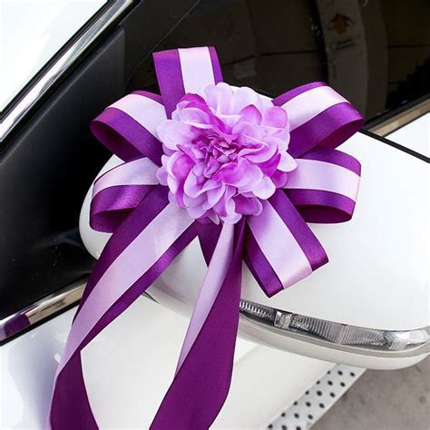 25  Best Ideas about Wedding Decoration For Cars on