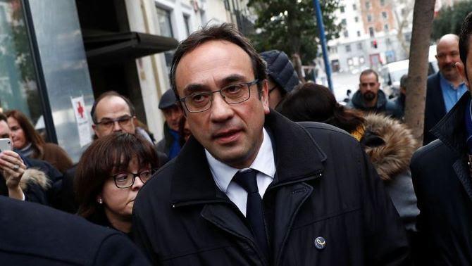 Rull és un dels nou empresonats fins ara pel procés sobiranista (Reuters)