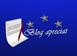 Blog Appreciate Award