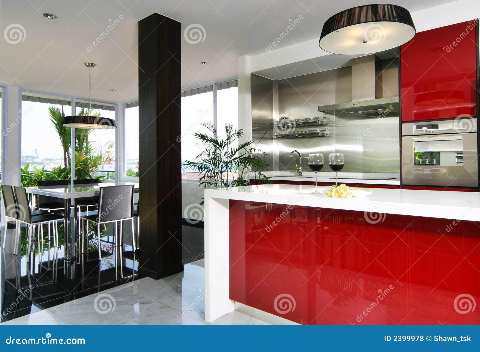 Interior Design - Kitchen Royalty Free Stock Photos - Image: 2399978
