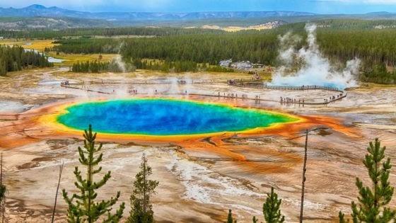 Yellowstone Supervolcano New Data Claims Magma Chamber Is