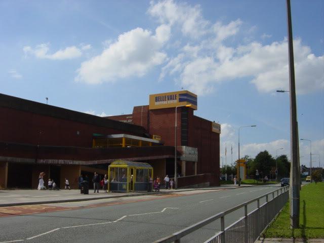 Belle Vale Shopping Centre Sue Adair Geograph Britain