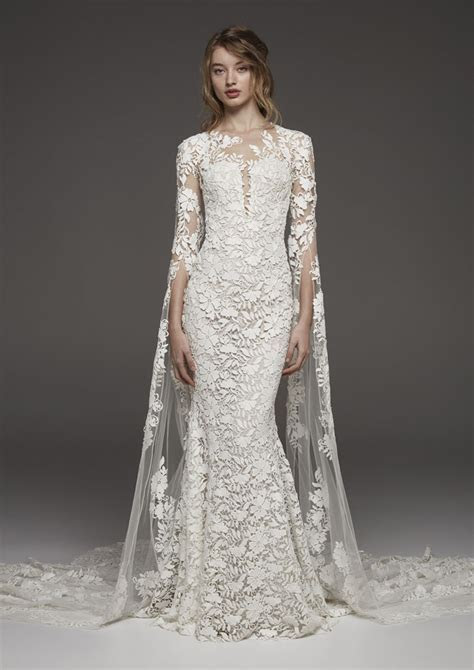 Prepare to be wowed by the Pronovias 2019 Preview Collections