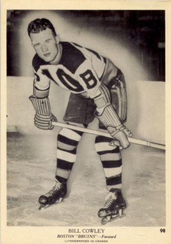 Bill Cowley 1939 OPC card