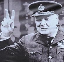 Churchill no cigar