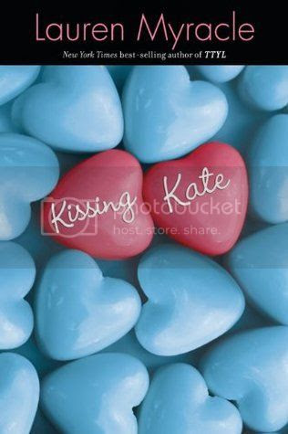 Kissing Kate by Lauren Myracle