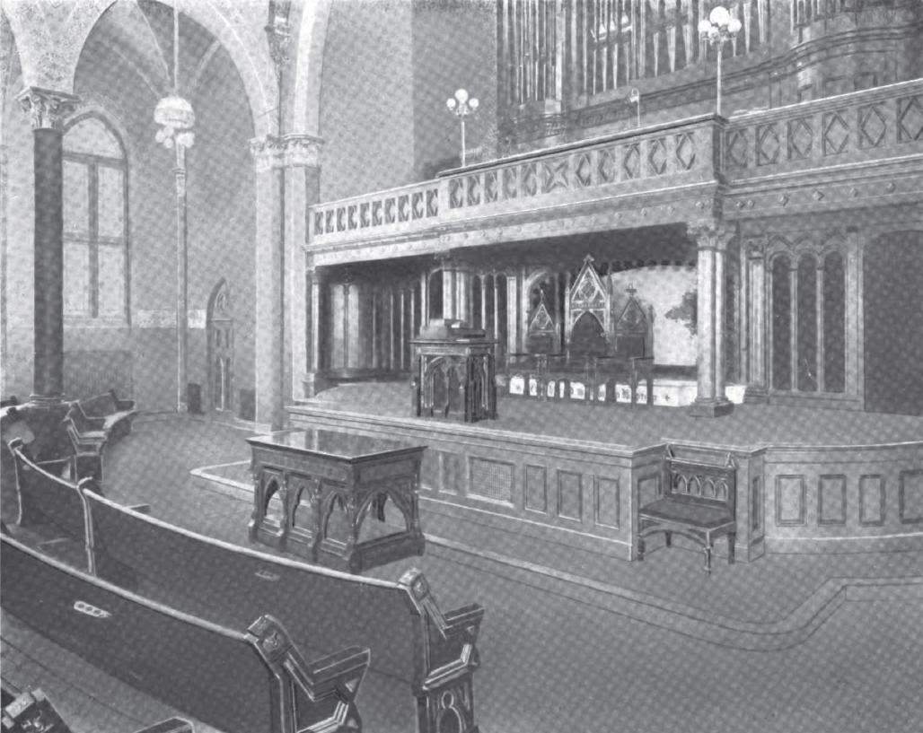 Second Baptist Church © 2015 sublunar