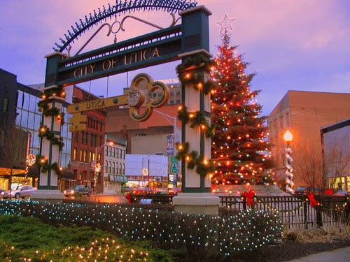 Christmas in Utica