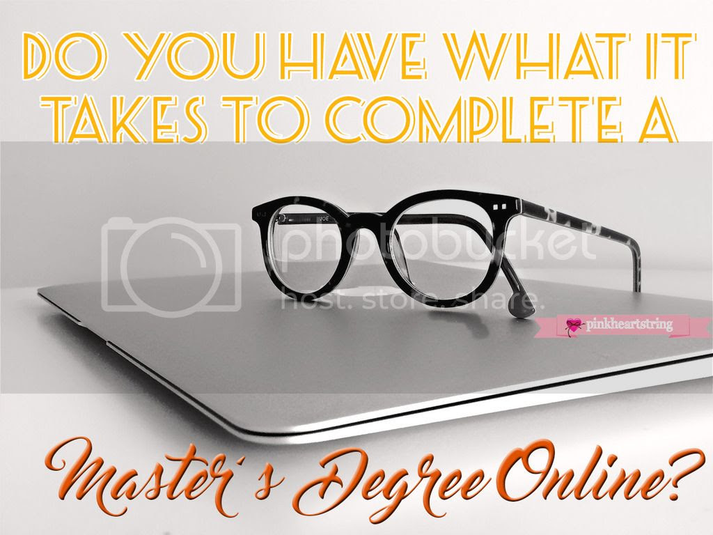 Complete a Master's Degree Online