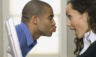 online dating as a black man