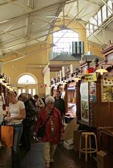 Harbour market