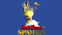 Monty Pythons Spamalot fanclub pre-sale password for musical tickets in Springfield, IL