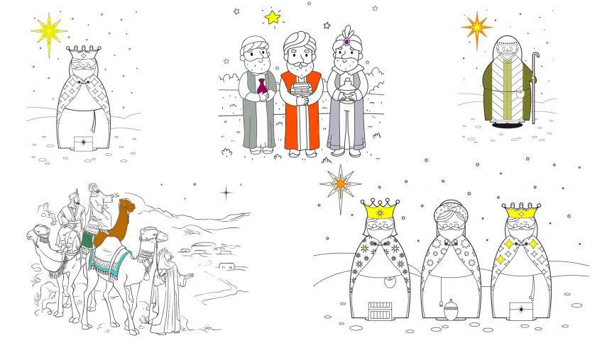 Actividades Para Realizar En Dia De Reyes Magos Parques Alegres I A P