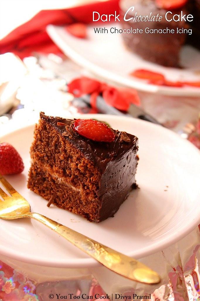 Birthday Cake Preparation In Pressure Cooker