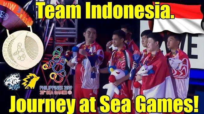 Sea Games Indonesia Mobile Legends