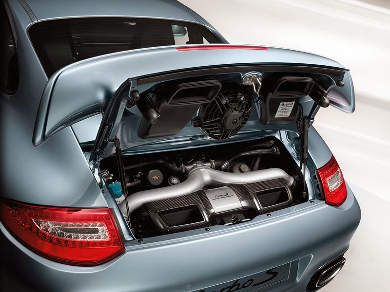 2010 Porsche 911 Turbo S 997 Specifications Photo
