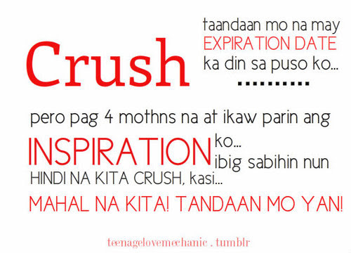 In Love Quotes Tagalog Crush - in love quotes