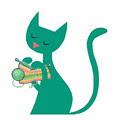 theknittingkitty for theknittycat