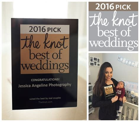 The Knot Best of Weddings 2016 Winner!   Jessica Angeline