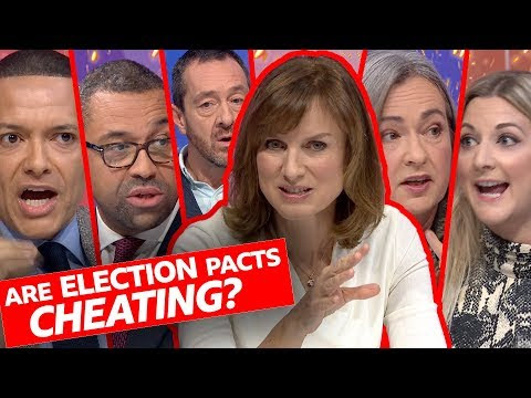 Is tactical voting cheating at the election?   Question Time - BBC