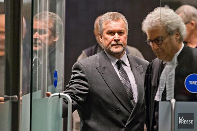Jean Audette, ex-directeur général adjoint aux enquêtes de... (Photo Patrick Sanfaçon, Archives La Presse)