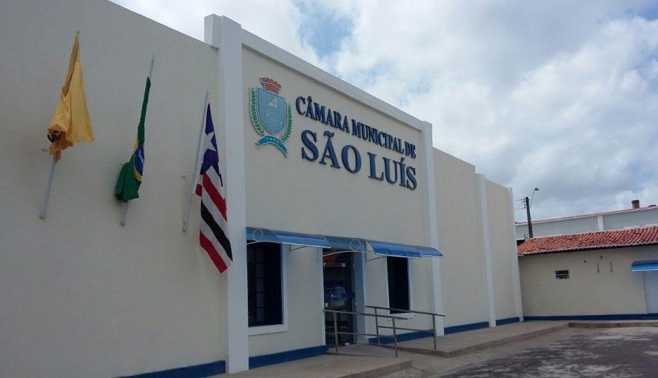 Resultado de imagem para Câmara Municipal São Luís