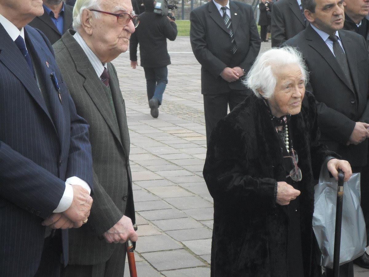 Μια «έφηβη» Λαρισαία ετών 95 (ΦΩΤΟ)