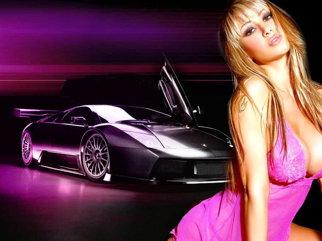 Girls With Cars Wallpaper Sf Wallpaper