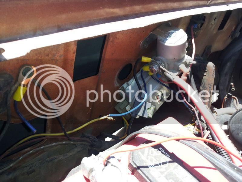 31 Ford Bronco Starter Solenoid Wiring Diagram