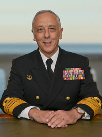 Nato Biography Antonio Silva Ribeiro Chief Of General Staff Of The Portuguese Armed Forces