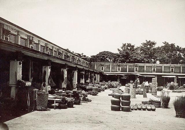 Chợ Đông Ba - Huế 1925-30