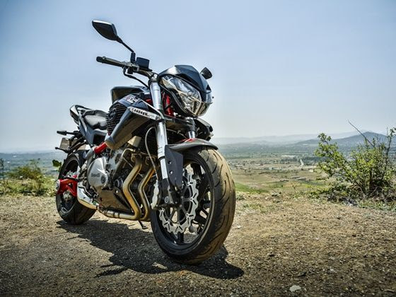 DSK Benelli TNT 899 launched at Rs 10.88 lakh on-road Pune