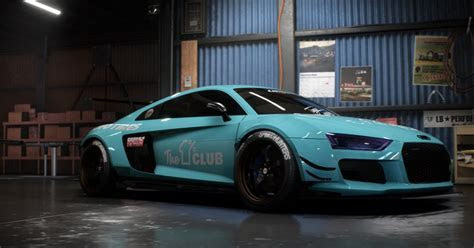 Audi R8 V10 Plus   Projet de la semaine   Need for Speed Payback