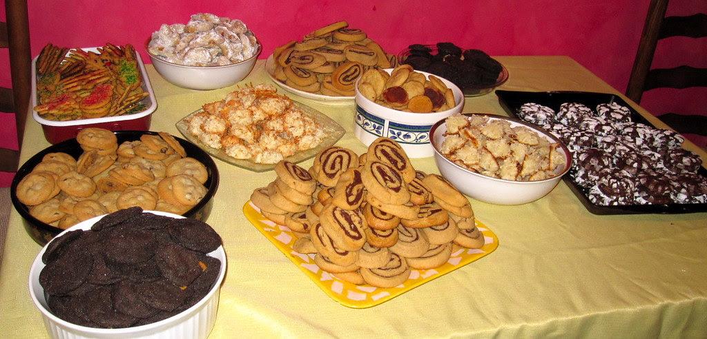 Cookie Baking 2009