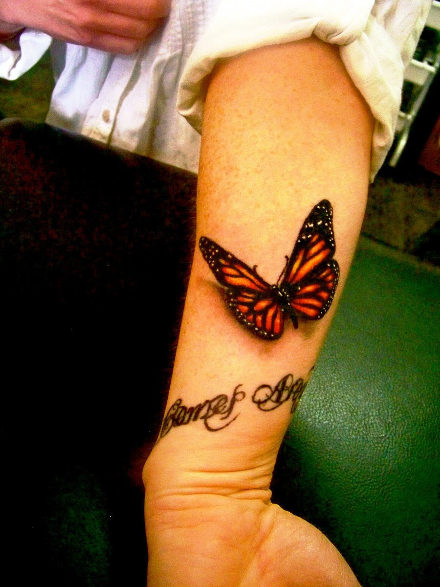 25 Butterfly Tattoos Ideas For Women To Try - Flawssy