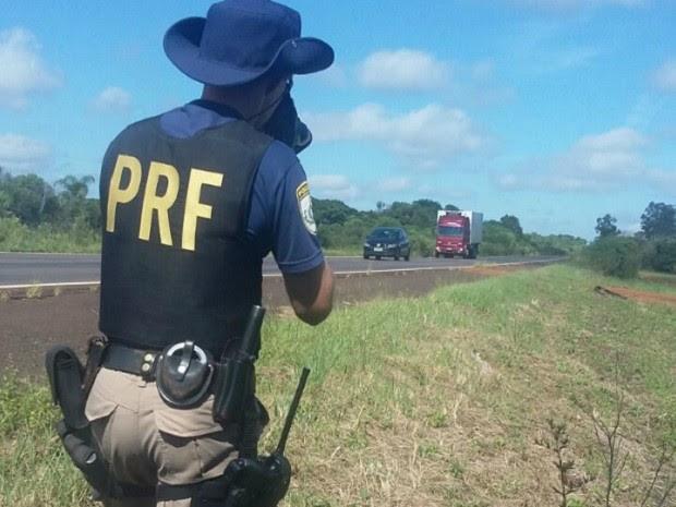Operação Viagem Segura de carnaval vai até quarta (1) no RS (Foto: PRF/Divulgação)