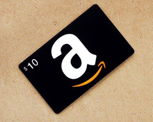 10 Amazon Gift Card Sweepstakes