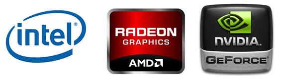 Resultado de imagem para Radeon VS Nvidia VS INtel