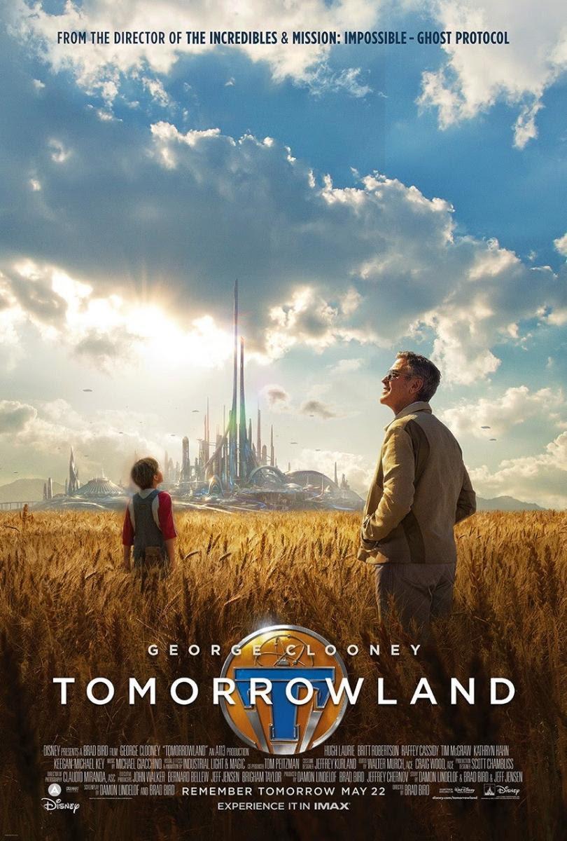 película, El mundo del Mañana, Tomorrowland, cine, blog de cine, solo yo, blog solo yo,