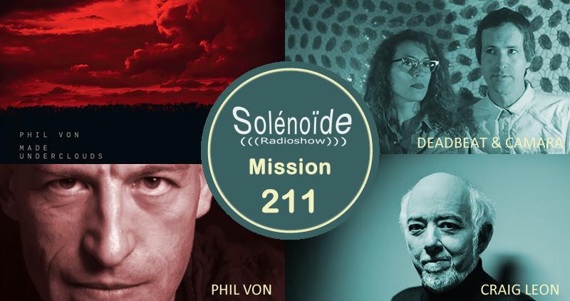 Emission > Solénoïde - Mission 211