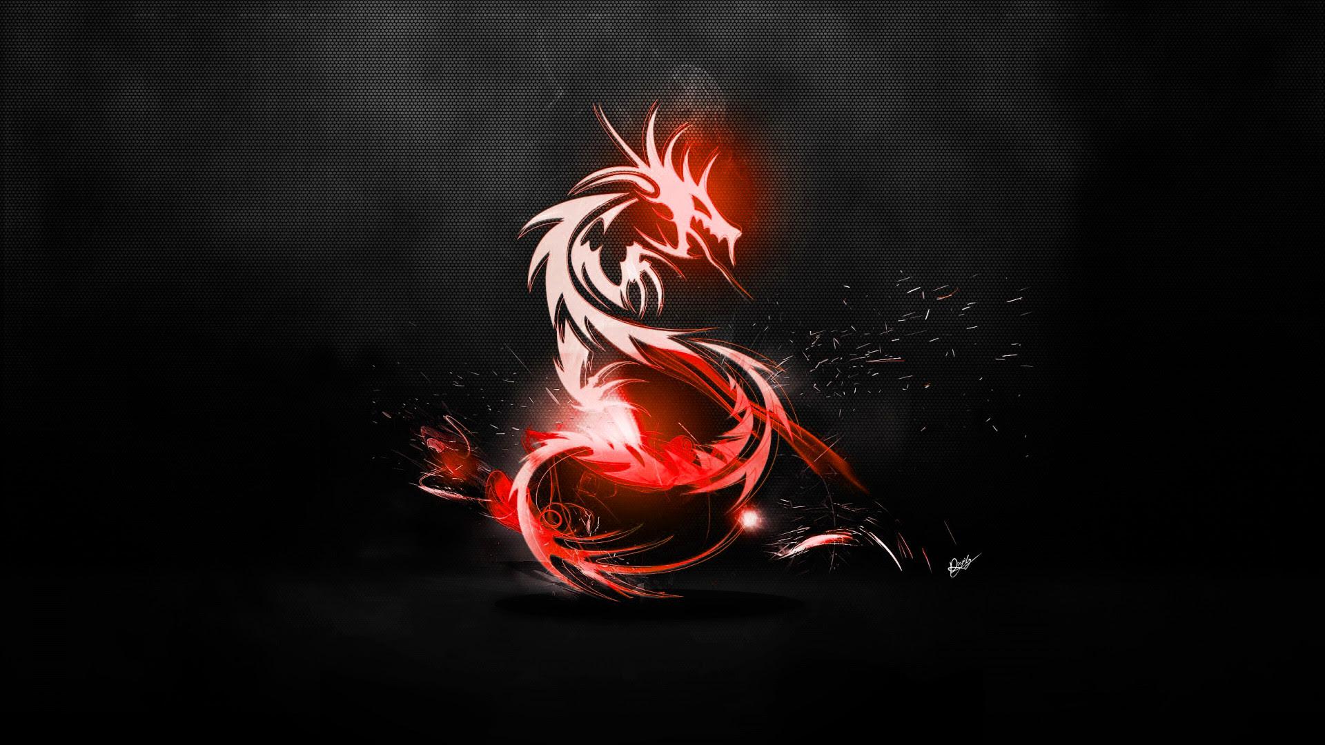 Download 80 Wallpaper Black Dragon HD Paling Keren