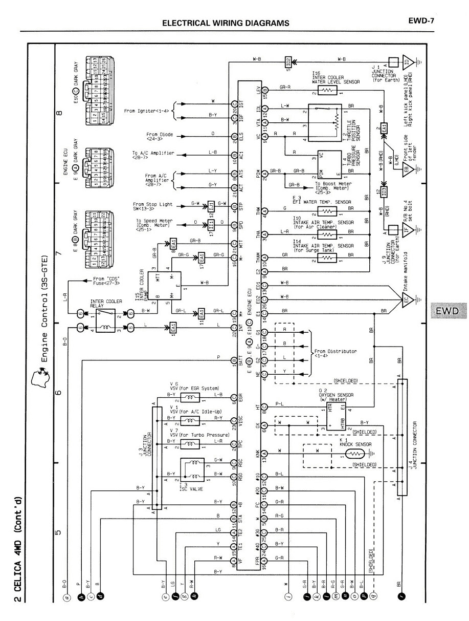 Winch Motor Wiring Diagram For Generator